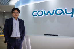Coway马来西亚执行董事崔起龙